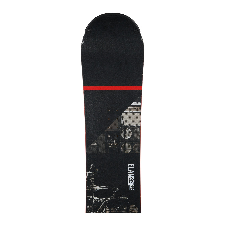 Snowboard-occasion-Elan-RS-rocker-fixation-coque miniature 8