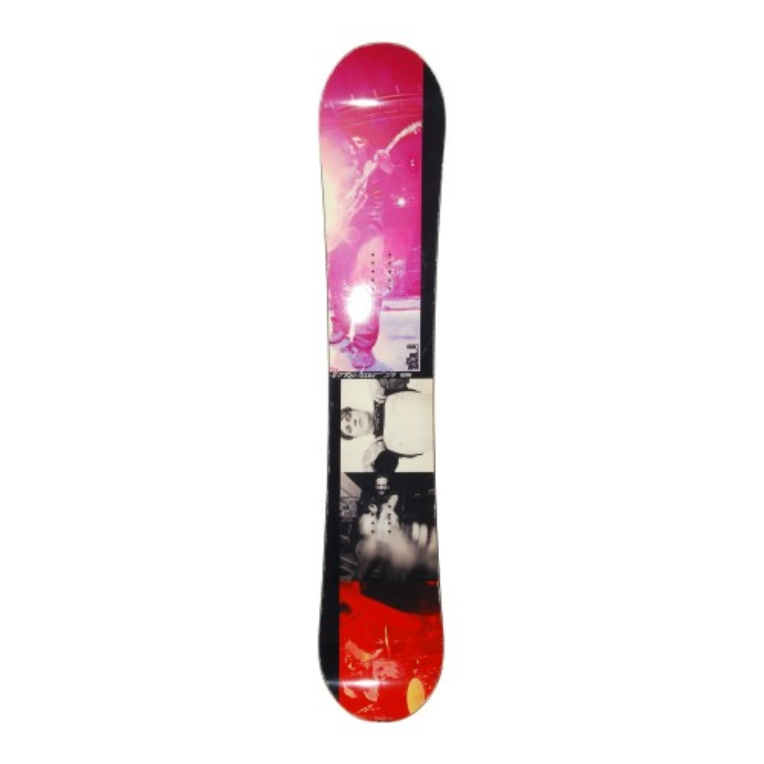 Snowboard utilizado Nitro Addict - sujetador del casco