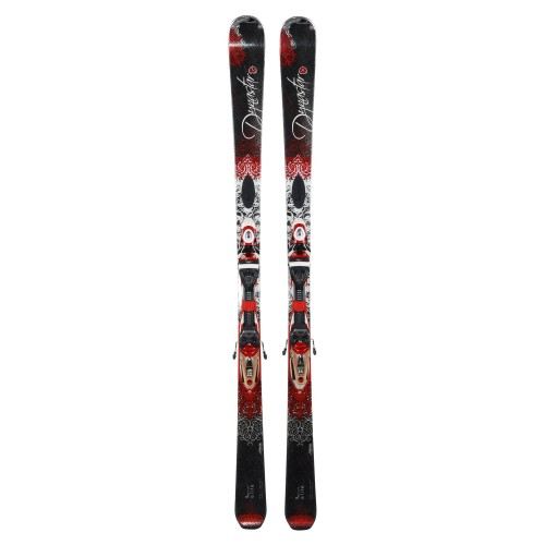 Ski occasion Dynastar Exclusive Elite + fixations