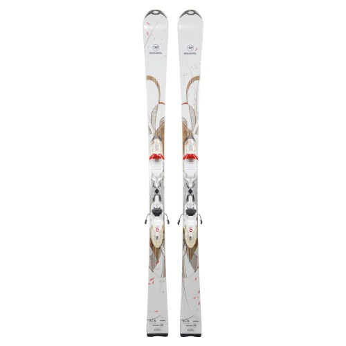 Ski occasion Rossignol Unique 6 + fixations