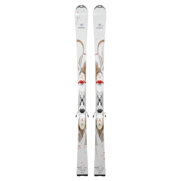 Ski Rossignol Unique 6 + Befestigungen