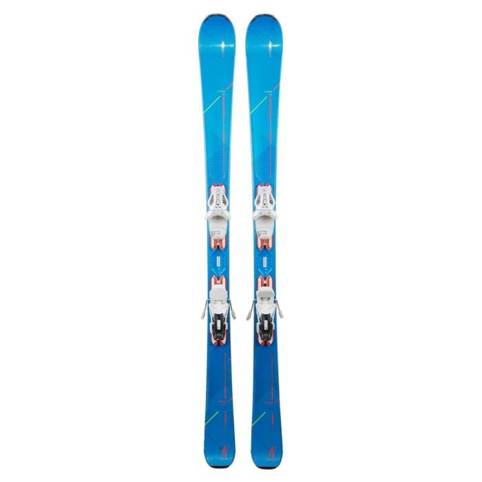 Ski occasion Elan Delight Supreme + fixations