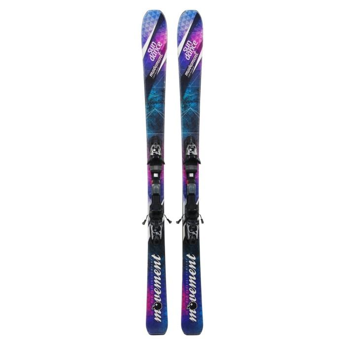 Ski Movement Sundance + fijaciones