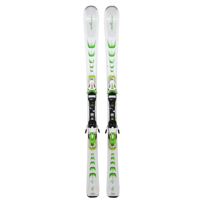 Esquís Elan Ilumina + fijaciones