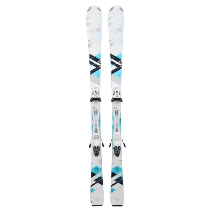Ski occasion Wedze Adix 5 + fixations