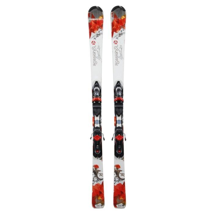Ski occasion Rossignol Attraxion 3 S + fixations