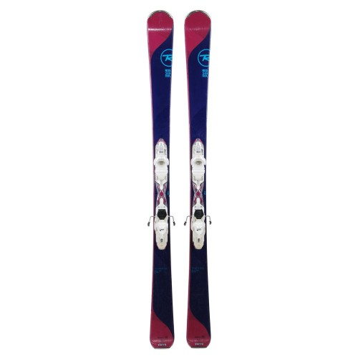 Ski occasion Rossignol Temptation 84 HD + fixations