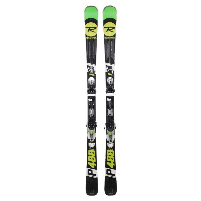 Ski utilizado Rossignol Pursuit 400 CA - fijaciones
