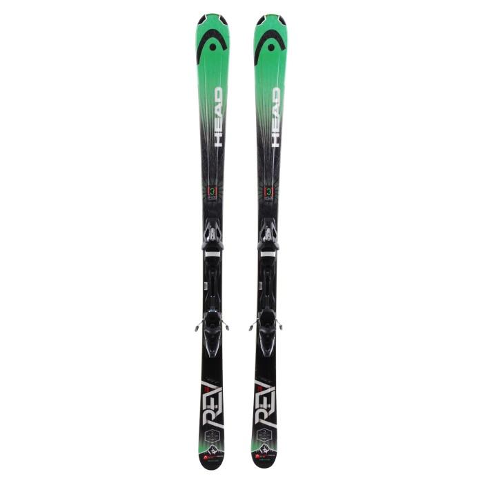 Ski Head Rev 78 + Bindung