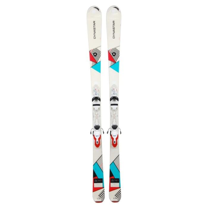 Ski occasion Dynastar Active 9 + Fixations