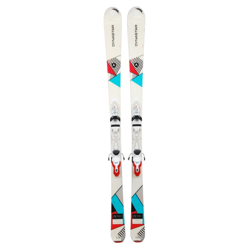 Ski occasion Dynastar Active 9 + Fixations - Qualité A
