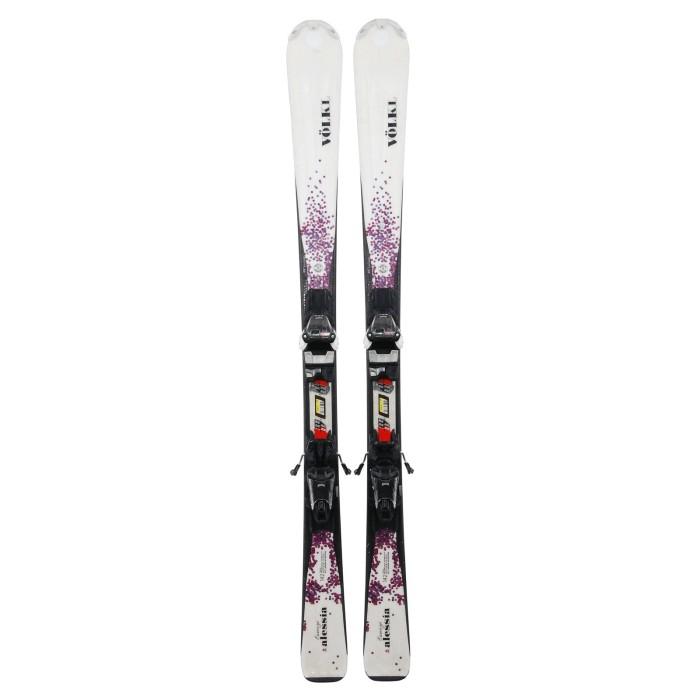 Ski Volkl Essenza Alessia + bindings