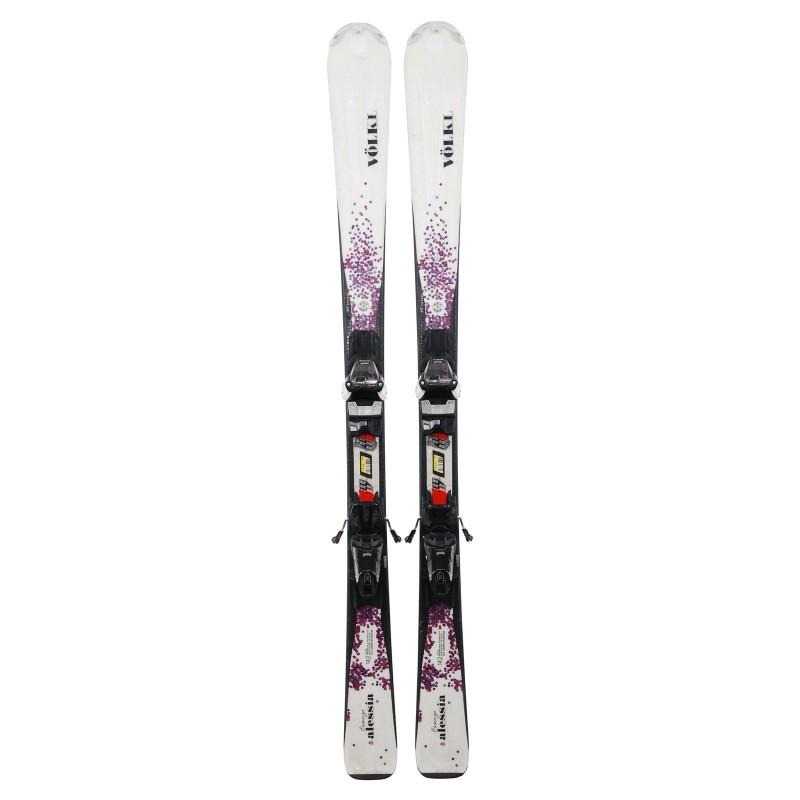 Ski Volkl Essenza Alessia + Befestigungen - Qualität A
