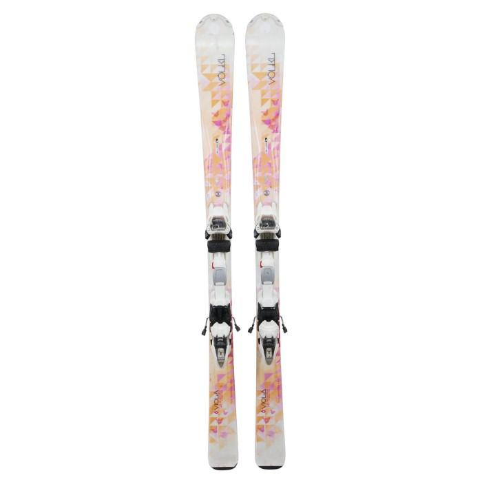 Ski occasion Volkl Viola + fixations
