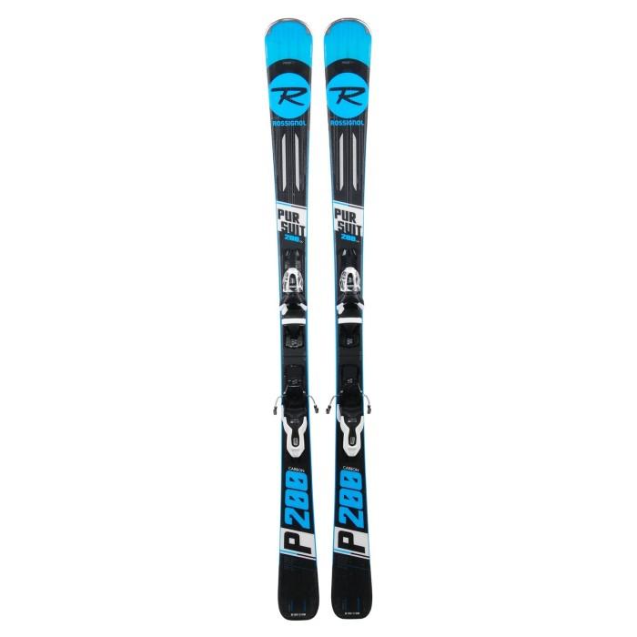 Ski occasion Rossignol Pursuit 200 Carbon + fixations