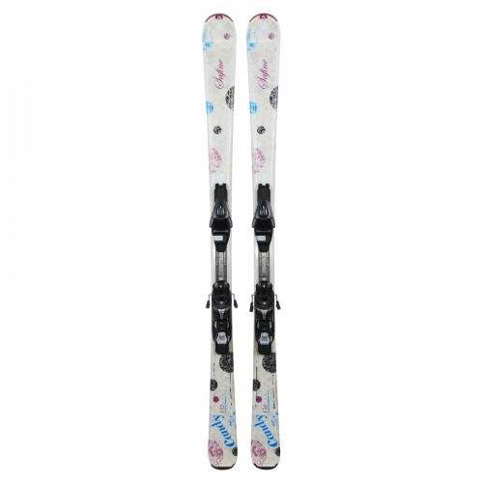 Ski Tecnopro Safine Candy + Bindings
