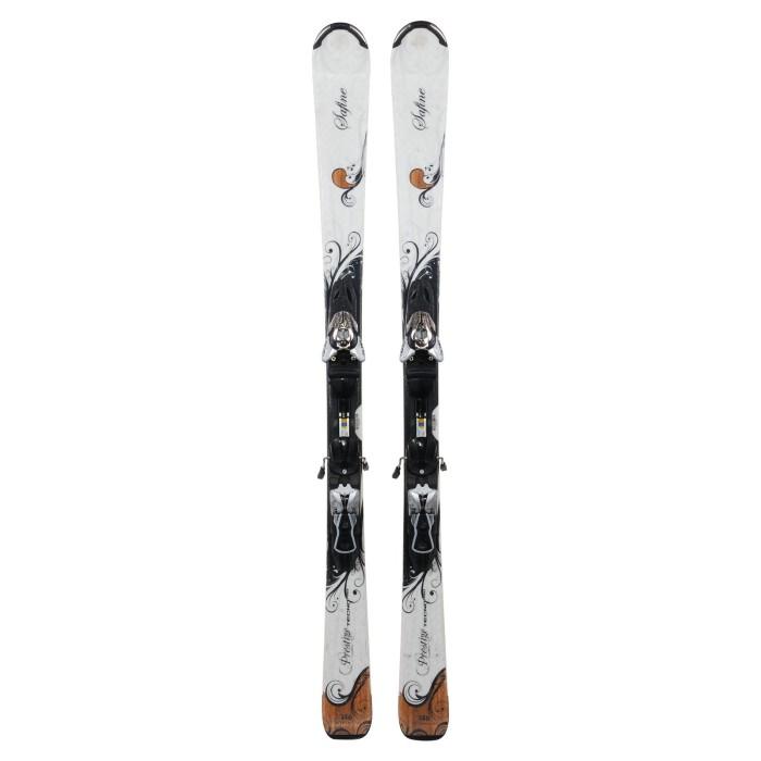 Ski occasion Tecnopro Safine Prestige + fixations