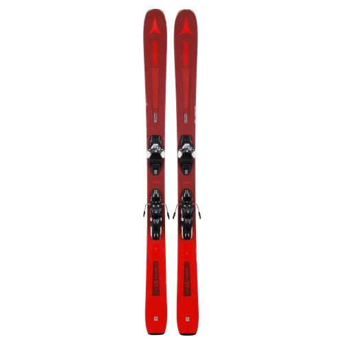 Esquí utilizado Atomic Vantage 97 ti - fijaciones
