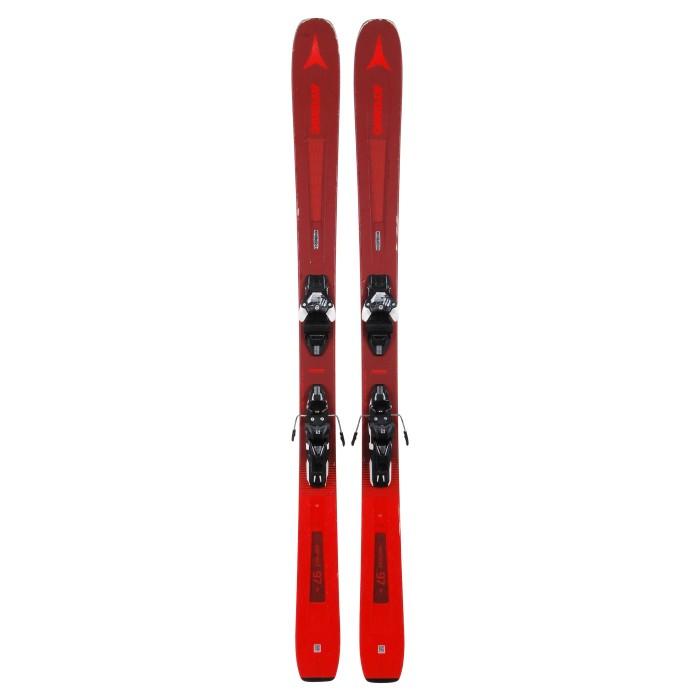 Ski occasion Atomic Vantage 97 ti + fixations