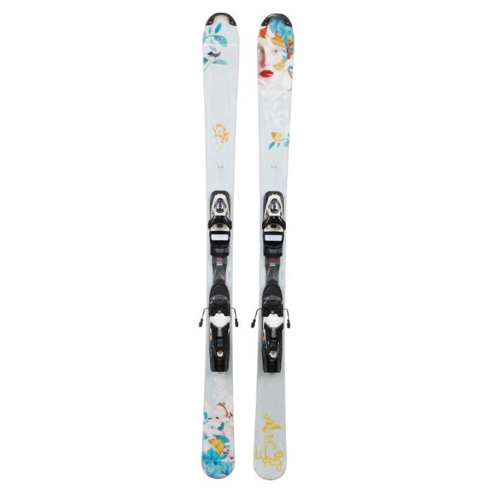Mini esquí usado Wed'ze Muy - Encuadernaciones