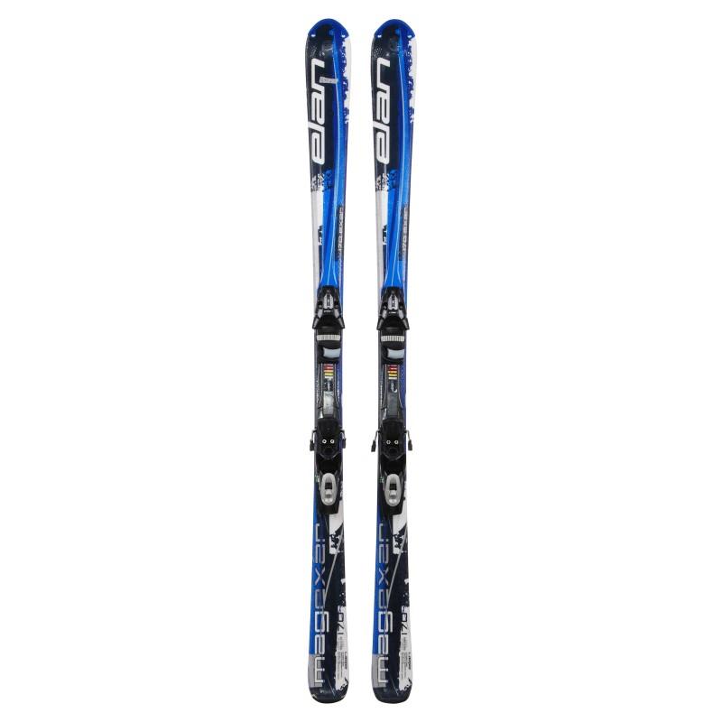 Gebrauchte Ski Elan Mag Exar + Befestigungen