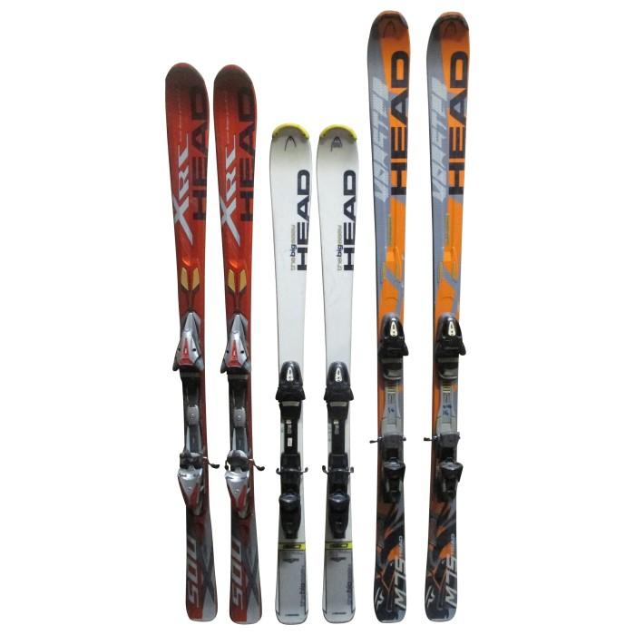 Ski occasion adulte Head tous modèles à 29€ + Fixations