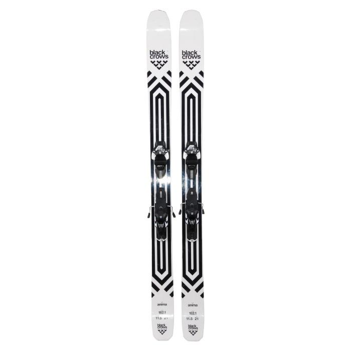 Ski occasion Black Crows Anima + fixations