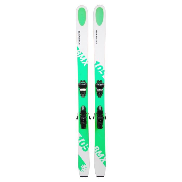 Ski occasion Kastle BMX 105 + fixations
