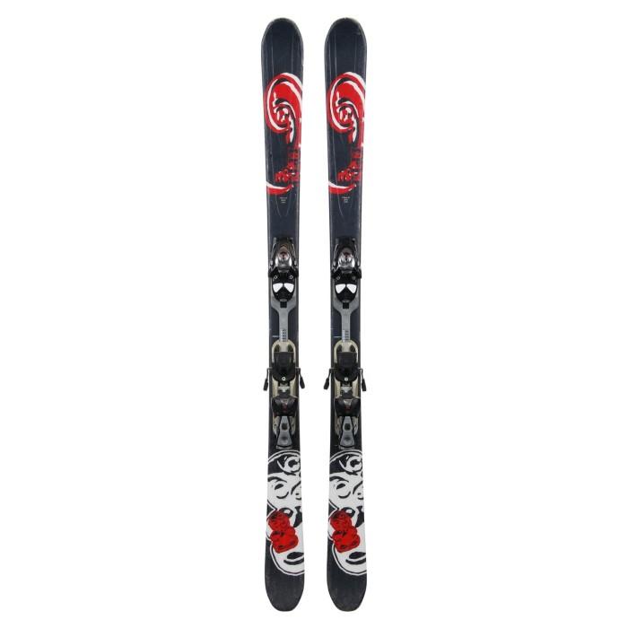 Ski occasion Fischer Riu + Fixation
