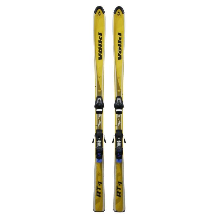 Ski Volkl RT1 + bindings