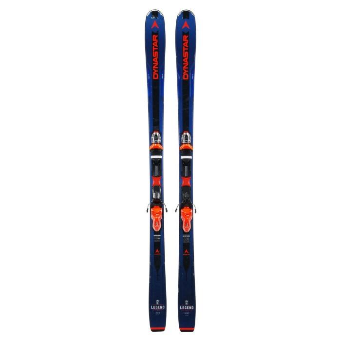 Ski occasion Dynastar Legend x 80 + fixations