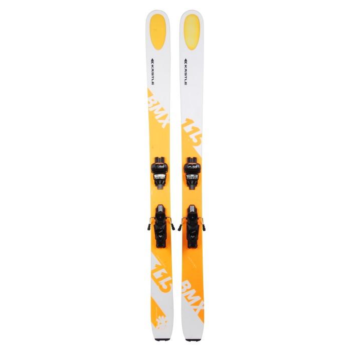 Ski occasion Kastle BMX 115 + fixations