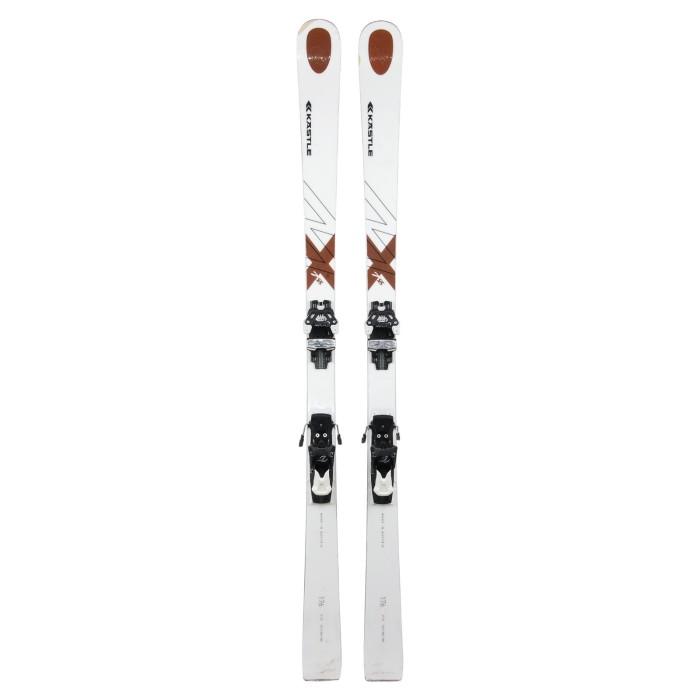 Esquí Kastle MX 78 + fijaciones