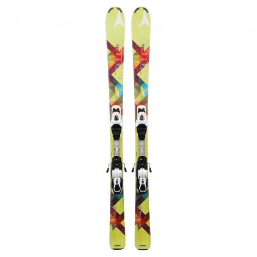 Ski occasion Atomic Affinity Pure + fixations