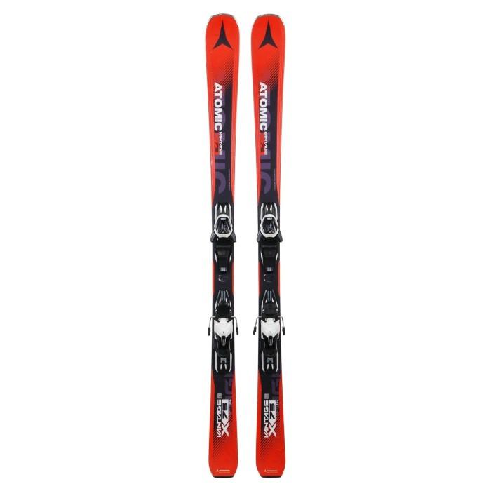 Ski occasion Atomic Vantage x75 + fixations