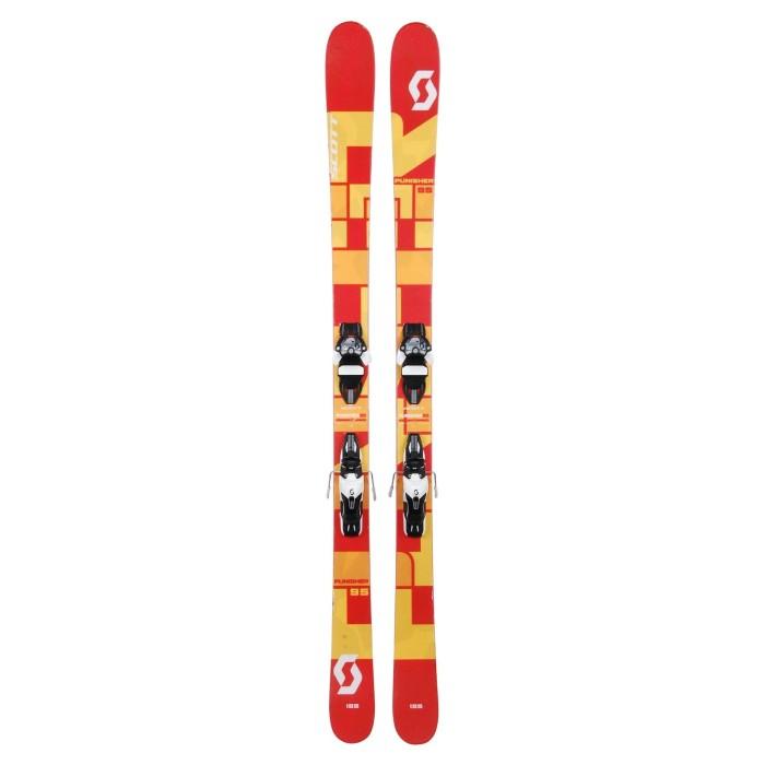Ski occasion Scott Punisher 95 + fixations