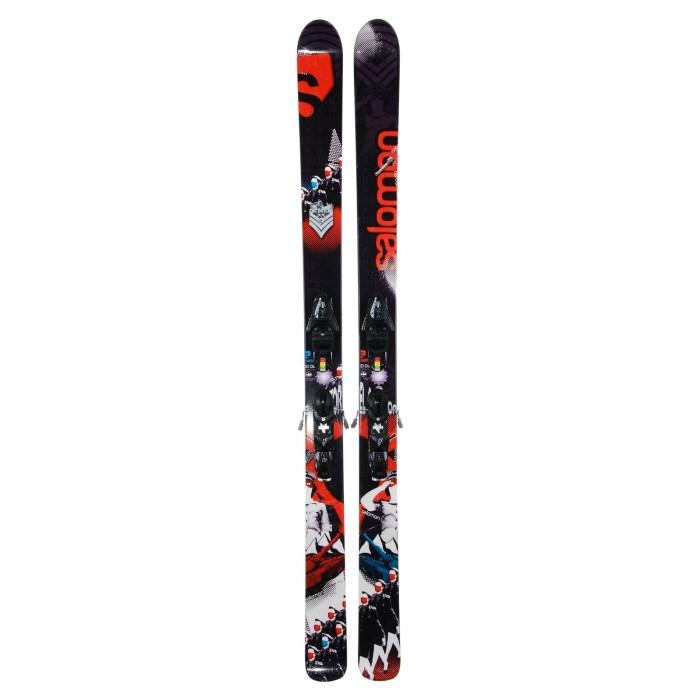 Ski occasion Salomon El Dictator + fixations