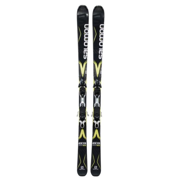 Ski occasion Salomon X Drive 8.3 + Fixations