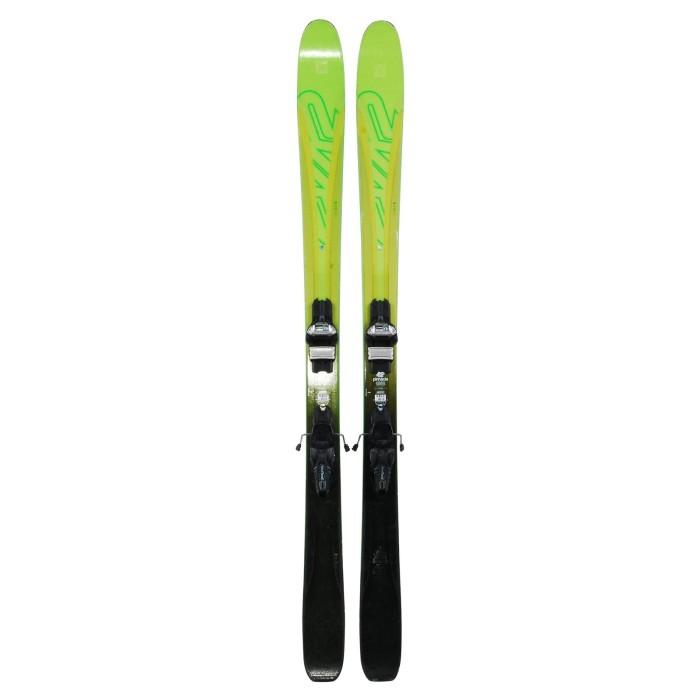 Ski K2 Pinnacle 95 + bindung