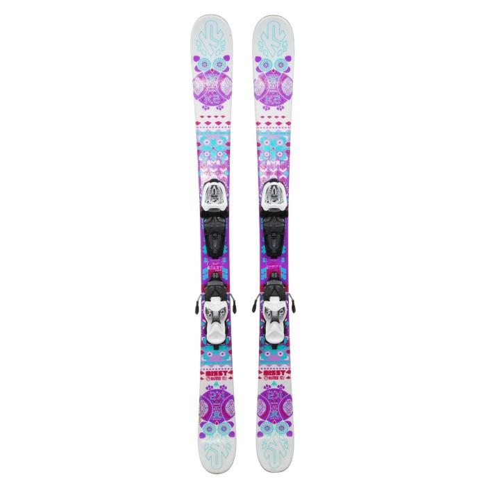 Ski occasion junior K2 Missy + fixations