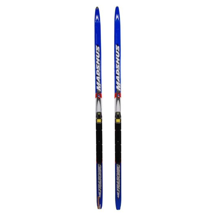 Ski de fond occasion junior Madshus Ultrasonic + fixation SNS Profil