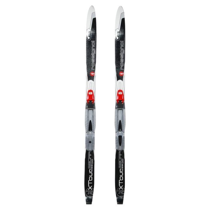 Ski de fond occasion junior Rossignol X Tour Escape + fixation NNN