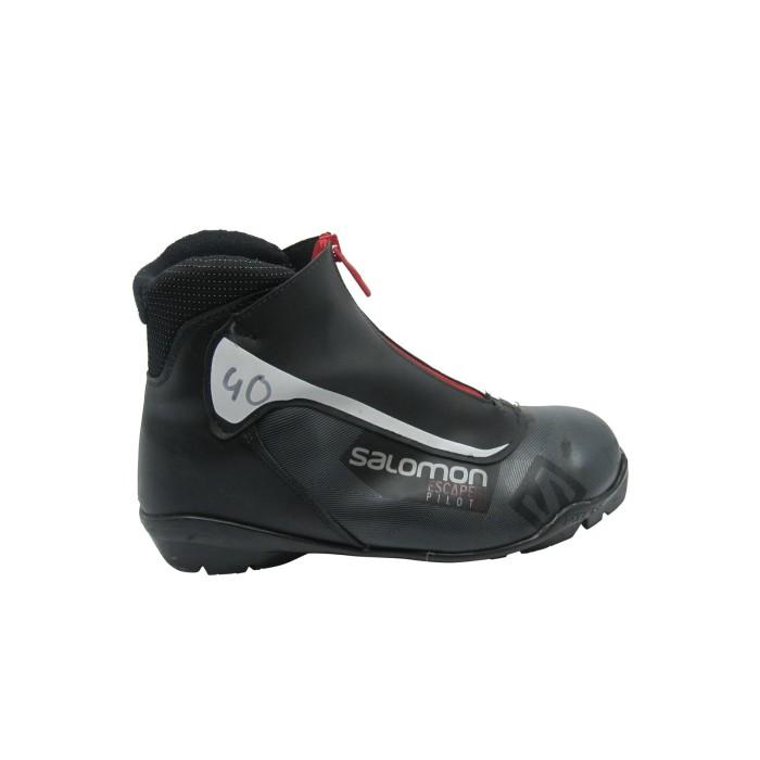 Chaussure ski fond occasion Salomon Escape 5 pilot