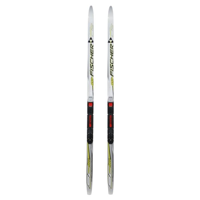Ski de fond junior occasion Fischer SC skate + fixation SNS profil