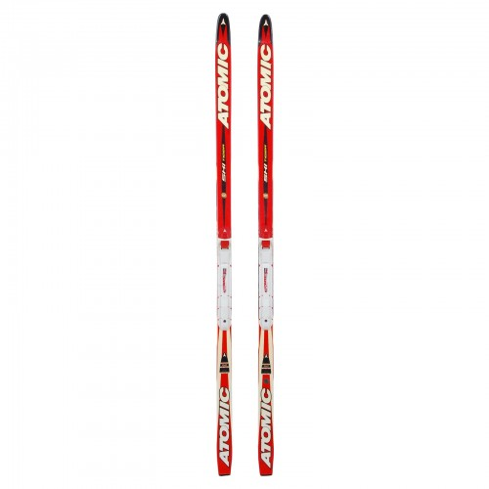 Cross-country ski junior Atomic Tiger + fixation SNS profil