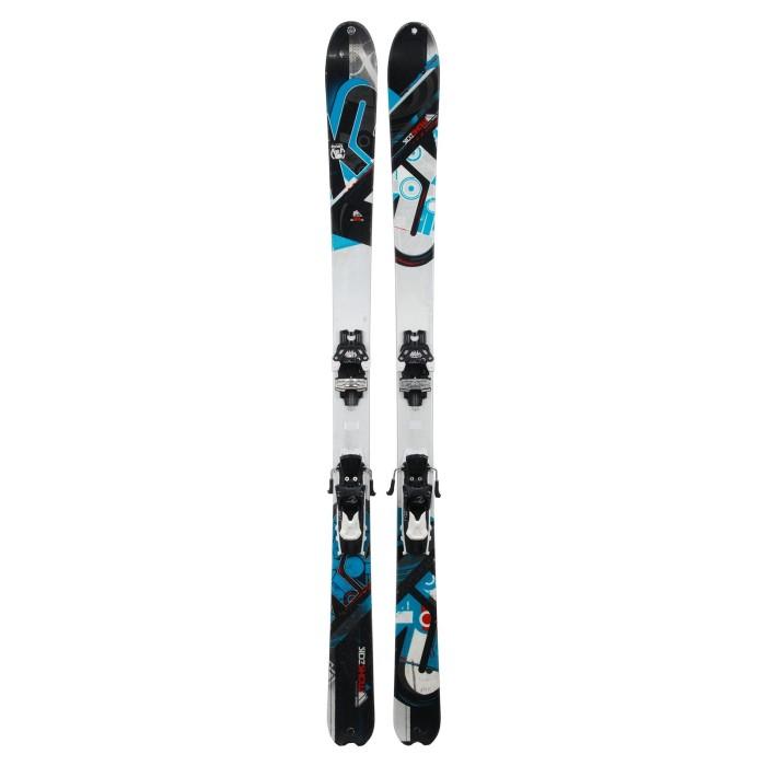 Ski K2 sideshow + Bindung