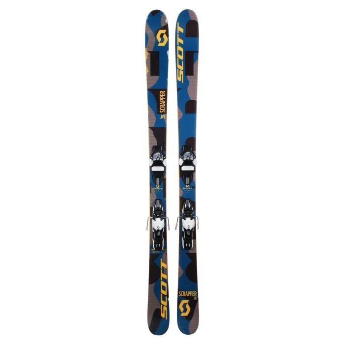 Ski Scott Scrapper jr + Bindung