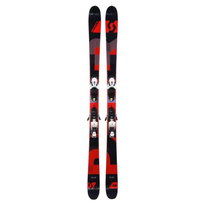 Esqui Scott Jib + Fijaciones