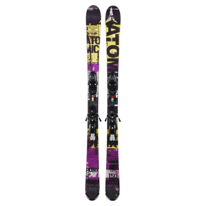 Esquí Atomic Punx + fijaciones