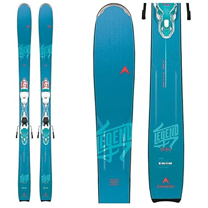 Ski Dynastar Legend w 80 - fijación xpress 11 b83